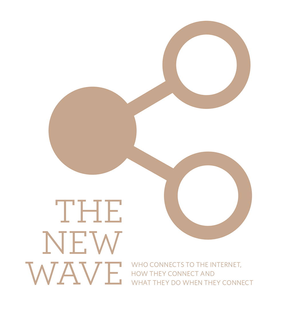 network society project research on the internet and society in the new wave report